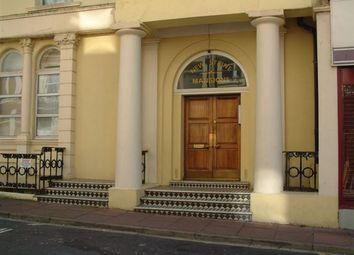 Thumbnail 1 bed flat to rent in New Steine Mansions, Devonshire Place, Kemp Town, Brighton