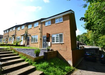 Thumbnail 2 bed end terrace house for sale in Estcots Drive, East Grinstead