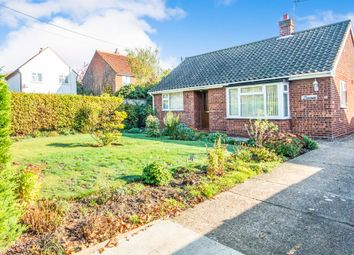 Thumbnail 2 bed detached bungalow for sale in Wallers Lane, Foulsham, Dereham