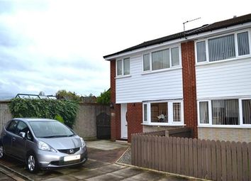 Thumbnail 3 bed semi-detached house for sale in Buck Street, Leigh