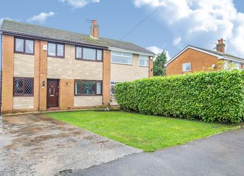 Thumbnail 4 bed semi-detached house for sale in Lowther Crescent, Leyland, Lancashire