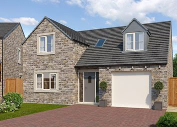 Thumbnail 5 bed detached house for sale in Sycamore Rise, Foulridge, Colne