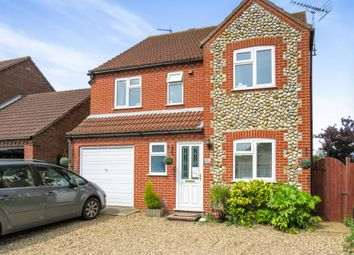 Thumbnail 5 bed detached house for sale in Old Turnpike Road, Roughton, Norwich