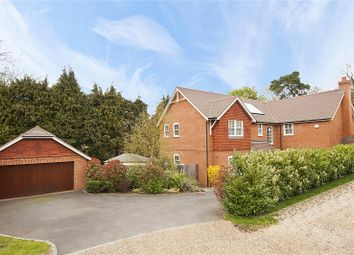Thumbnail 5 bed detached house to rent in Caenshill Road, Weybridge, Surrey