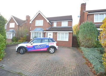 Thumbnail 4 bed property to rent in Gresley Close, Welwyn Garden City