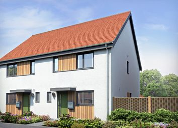 Thumbnail 3 bed semi-detached house for sale in Norwich Road, Hingham, Norwich