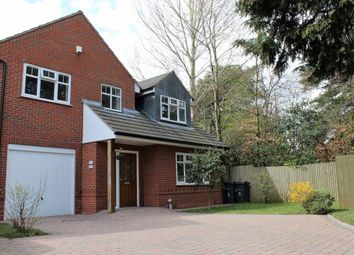 Thumbnail Detached house for sale in Shelsley Drive, Birmingham