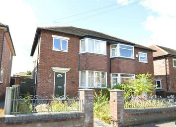 Thumbnail 3 bed semi-detached house for sale in Bideford Road, Offerton, Stockport, Cheshire