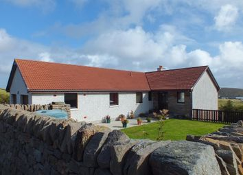 Thumbnail 4 bed detached house for sale in Mid Yell, Shetland