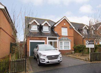 Thumbnail 4 bed detached house for sale in Robin Ride, Brackley