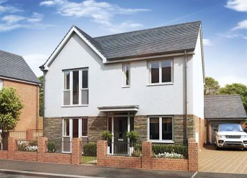 Thumbnail 4 bedroom detached house for sale in Gower Road, Sketty, Swansea