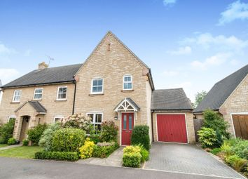 Thumbnail 3 bed semi-detached house for sale in Clanville Rise, Hook