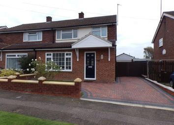 Thumbnail 3 bed semi-detached house for sale in Pipit Rise, Bedford, Bedfordshire