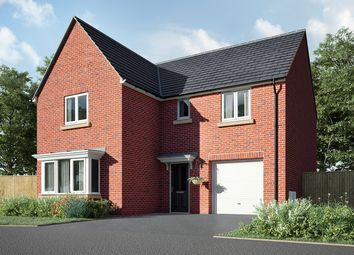 """Thumbnail 4 bed detached house for sale in """"The Grainger"""" at Racecourse Road, East Ayton, Scarborough"""