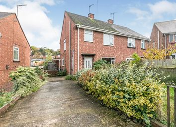Thumbnail 4 bed semi-detached house for sale in Trent Road, Worcester