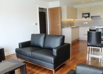 Thumbnail 2 bed flat to rent in Holman Road, London