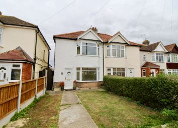 Thumbnail 3 bed semi-detached house for sale in Heaton Way, Romford