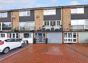 Thumbnail 3 bed terraced house for sale in Cranes Drive, Surbiton