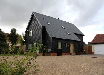 Thumbnail 3 bed detached house for sale in The Street, Hepworth, Diss