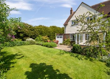 Thumbnail 4 bed detached house for sale in Upper Queens Road, Ashford