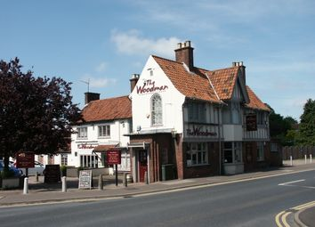Thumbnail Pub/bar for sale in 11 North Walsham Road, Old Catton