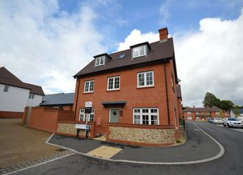 Thumbnail 4 bed end terrace house to rent in Monks Walk, Winchester, Hampshire
