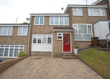 Thumbnail 3 bed terraced house to rent in Broadlands Drive, Chatham