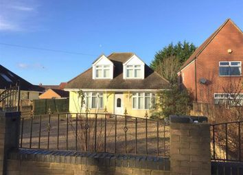 Thumbnail 5 bedroom detached bungalow for sale in Cricklade Road, Swindon, Wiltshire