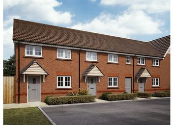 Thumbnail 2 bed semi-detached house for sale in Plots 51 & 52 The Tavy, Wendlescliffe, Evesham Road, Bishops Cleeve, Gloucestershire