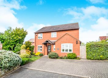 Thumbnail 3 bed detached house for sale in The Osiers, Elford, Tamworth