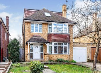 Thumbnail 4 bed detached house for sale in Forlease Close, Maidenhead