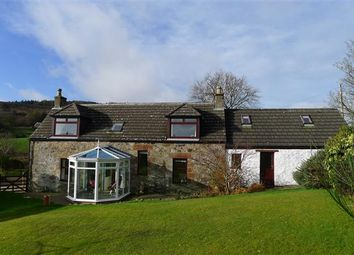 Thumbnail 6 bed cottage for sale in Kelvinhaugh Farmhouse And Cottage, Auchencairn, Whiting Bay