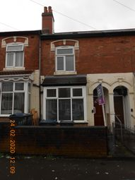 Thumbnail 3 bed terraced house for sale in Gowan Road, Alum Rock, Birmingham