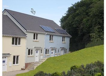 Thumbnail 2 bed terraced house to rent in 17 Bridge View, Plymouth