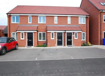 Thumbnail 2 bed property to rent in Gilliver Close, Canal Side, Stretton, Burton On Trent