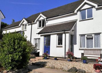 Thumbnail 2 bed terraced house for sale in Bretteville Close, Chagford, Newton Abbot
