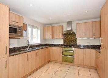 Thumbnail 4 bedroom town house to rent in Kingsmere, Bicester