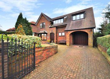 Thumbnail 4 bed detached house for sale in Dowbridge, Kirkham, Preston, Lancashire