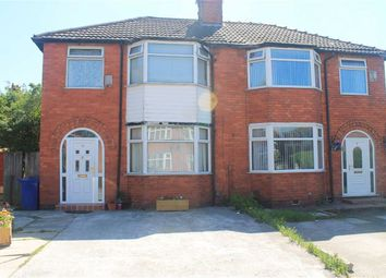 Thumbnail 3 bed semi-detached house for sale in Bowler Street, Levenshulme, Manchester