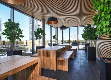1 bed property for sale in The Fulmar, 21 Reminder Lane, Lower Riverside, Greenwich Peninsula SE10