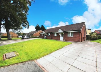 Thumbnail 2 bed bungalow for sale in Wensley Avenue, Halewood, Liverpool