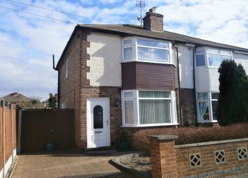 Thumbnail 2 bed semi-detached house for sale in Erewash Grove, Toton, Nottingham