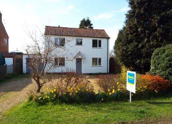 Thumbnail 3 bedroom detached house for sale in Fakenham, Norfolk