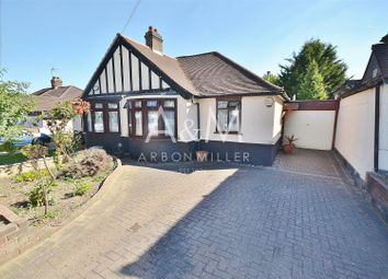 Thumbnail 3 bedroom semi-detached bungalow for sale in Dunspring Lane, Ilford