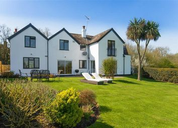 Thumbnail 5 bed detached house for sale in Rags Lane, Goffs Oak, Hertfordshire
