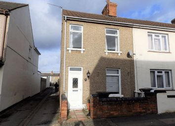 Thumbnail 2 bed end terrace house for sale in Edinburgh Street, Swindon