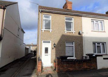 Thumbnail 2 bedroom end terrace house for sale in Edinburgh Street, Swindon