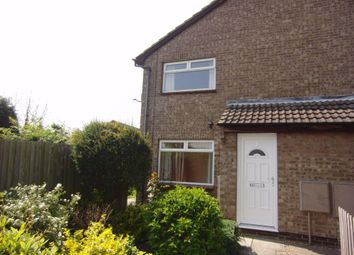 Thumbnail 1 bed semi-detached house to rent in Tenterden Way, Leeds