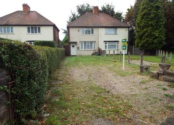 Thumbnail 3 bed semi-detached house for sale in Park Lane, Bushbury, Wolverhampton, West Midlands