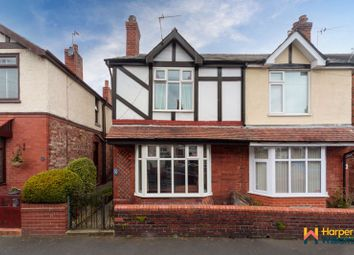 Thumbnail 3 bed semi-detached house for sale in Rhodes Street, Warrington